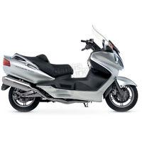 Yamaha Vino, BW and Majesty Scooter Performance Exhaust