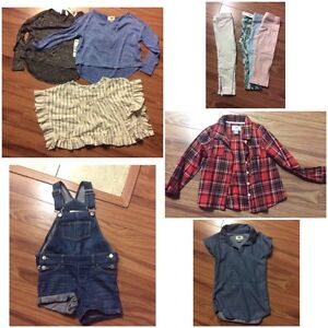 Girls clothes size 4 and 5