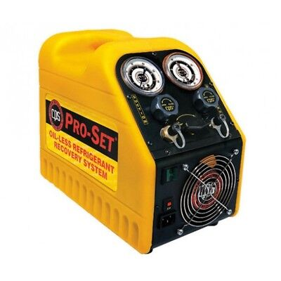Portable Oil-less Refrigerant Recovery Machine Cps R410 Cr-500