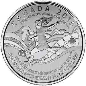 Royal Canadian Mint $20 for $20 Series Pure Silver Coins Kitchener / Waterloo Kitchener Area image 4