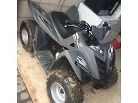 Quadzilla zr 50cc quad bike