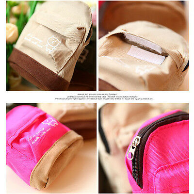 733ade79ed ... Pouch Purse. Feature  100% Brand New and High Quality Material  Canvas    PU Color   red