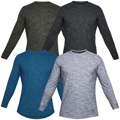 Under Armour Sportstyle Long Sleeve Tee Herren Shirt Pullover Sweatshirt 1306465 Under Armour Long Sleeve Sweatshirt