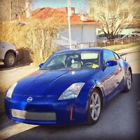 2003 350z sport (price reduced) want gone
