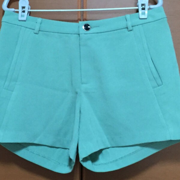 Brand new green shorts