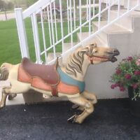Antique carousel horse for sale