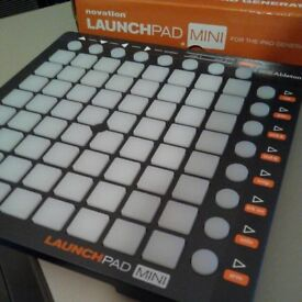 Novation Launchpad Mini Ableton Controller