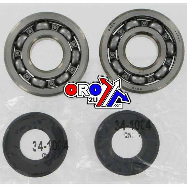 Suzuki RM65 RM 65 2003 - 2005 All Balls Crankshaft Bearing & Seal Kit