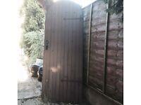 Wooden Garden Gate for Sale