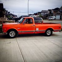 1971 Chevy C10/20 Pickup for sale