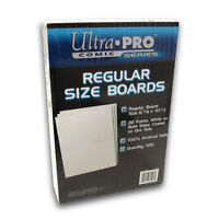 Ultra Pro COMIC .... BACKING BOARDS .... package of 100