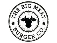 Thriving online burger restaurant - The Big Meat Burger Company - Woking