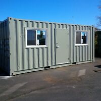 sea container: 10 20 40 45ft : conversions welcome!