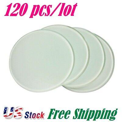 Us Stock Diameter 3.9 Round Sublimation Blank Glass Coaster - 120pcs