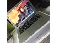 ~ APPLE MACBOOK AIR 2015 GREAT CONDITION BOXED ~