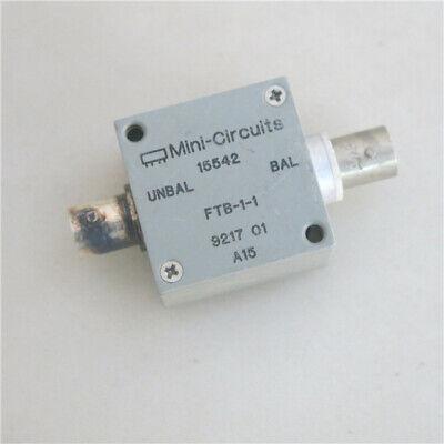 1pc Mini-circuits Ftb-1-1 0.2-500mhz Rf Bnc Coaxial Transformer