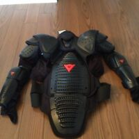 Armure Dainese Wave Pro.