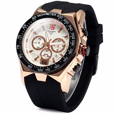 T5 Chronograph Watch Rose Gold BLACK FRIDAY PRICES TODAY