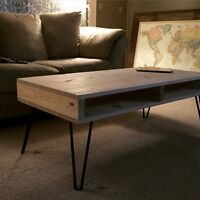 New Hairpin Coffee Table