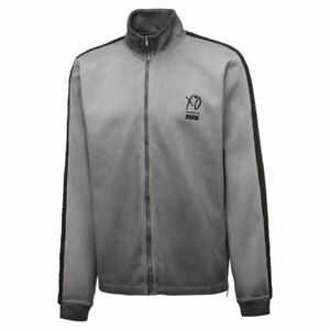Puma XO Grey track jacket Large