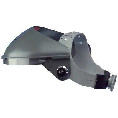Fibre-metal Gray Ratchet Headgear With Crown