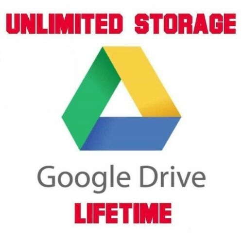 ✅ Unlimited Google Drive account with aleatory username (INSTANT DELIVERY) ✅