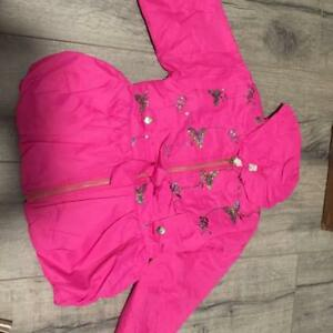 New Pink Jacket For Toddler