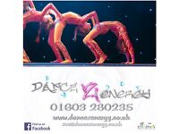 Acrobatic Summer School Coltishall age 6-12 years