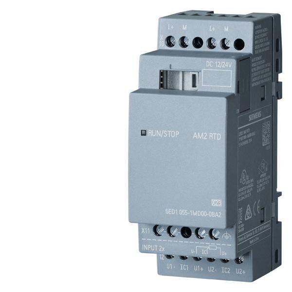 1PCS New In Box Siemens 6ED1 055-1MA00-0BA2  6ED1055-1MA00-0BA2