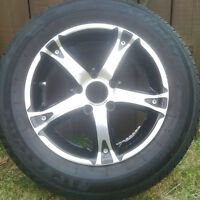 """15"""" RTX Neurotoxin Mags with Summer Tires"""
