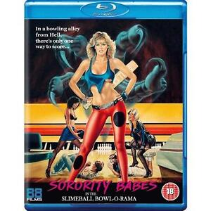 NEW BLU RAY Sorority Babes - 119804170 - MOVIES - SORORITY BABES IN THE SLIMEBALL BOWL-O-RAMA