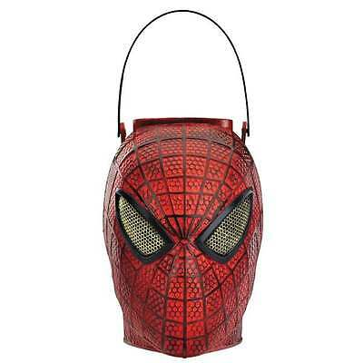 Amazing Spider-Man Spiderman Folding Treat Candy Pail Bucket Halloween](Awesome Halloween Candy)