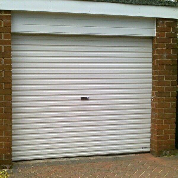 Roller Garage Door - Gliderol