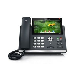 """VOIP Yealink SIP-T48G Phone,7"""" touch screen $325 West Island Greater Montréal image 2"""