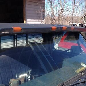 73-87  chevy Lund sun visor with lights