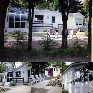 House for sale at Camping Choisy , Rigaud Quebec