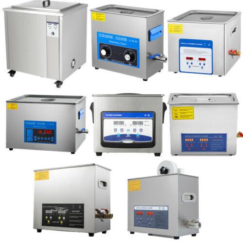 Multi Ultrasonic Cleaner Supplies Jewelry 0.8L1.3,2L, 3L, 6L, 10L, 15L, 22L, 30L