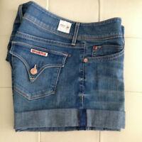 Hudson denim shorts size 27