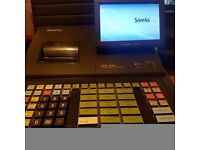 SAM 4S SPS530 CASH REGISTER