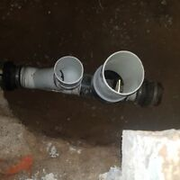 DRAIN & WATERLINE EXCHANGE ROUGH IN SUBSIDY $3000 647 770-8220