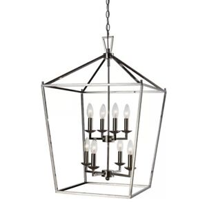 Carmen 8-Light Foyer Pendant Light