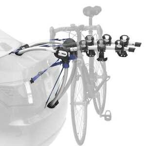 Thule trunk mount bike rack