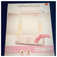 Conair Reflections Home Vanity Collection Magnification Mirror
