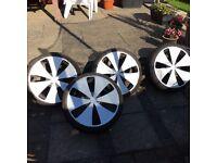 """Alloy wheel (DOTZ) 18""""8J"""
