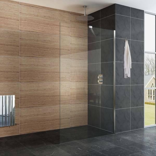 Fully Frameless Single Shower Screen | Other Home & Garden ...