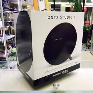 JUST RELEASED BRAND NEW HARMAN KARDON ONYX STUDIO 4 SPEAKER Surfers Paradise Gold Coast City Preview