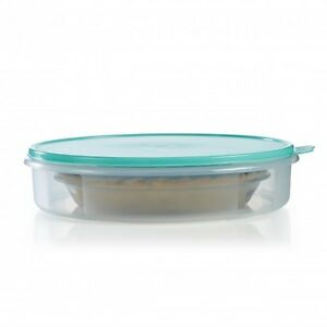 Tupperware Round Pie and Pastry Container NEW
