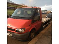 FORD TRANSIT LWB RECOVERY TRUCK