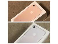 Apple iPhone 7 PLUS - 32gb - £550 fixed price