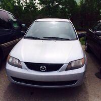 Mazda 2003